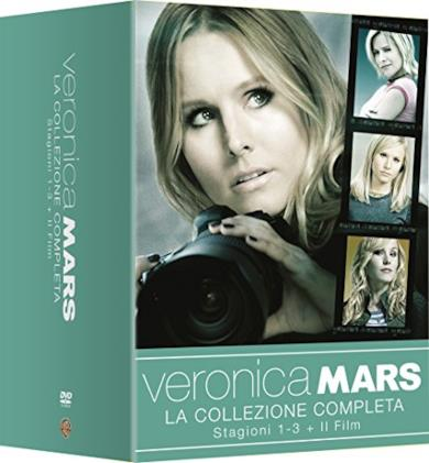 Cofanetto DVD di Veronica Mars - Stagioni 1-3+film