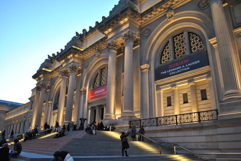Il metropolitan museum of art
