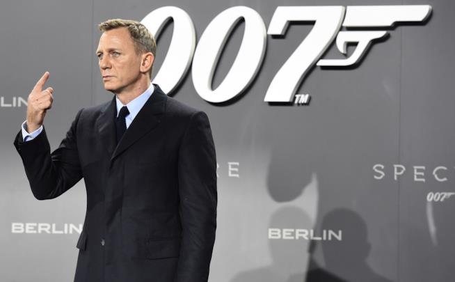 Craig conferma, sarò di nuovo Bond