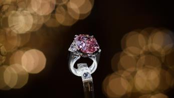 Il diamante rosa Pink Legacy