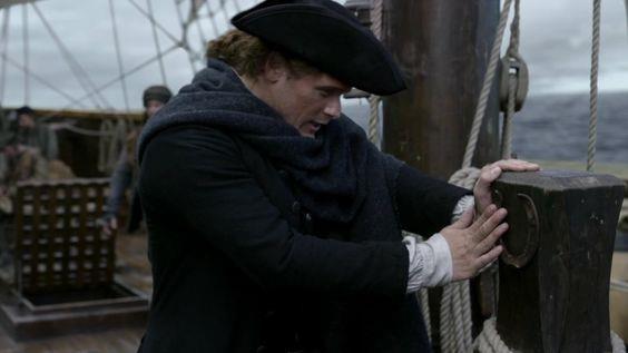Jamie tocca il ferro di cavallo