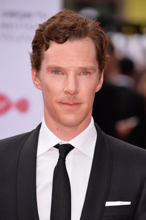 Benedict Cumberbatch sul red carpet