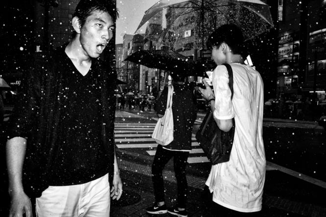 Uno scatto di Tadashi