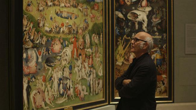 Ludovico Einaudi in Bosch. Il giardino dei sogni