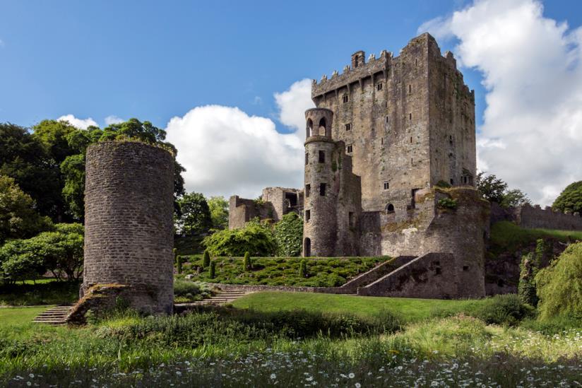 Il castello di Blarney