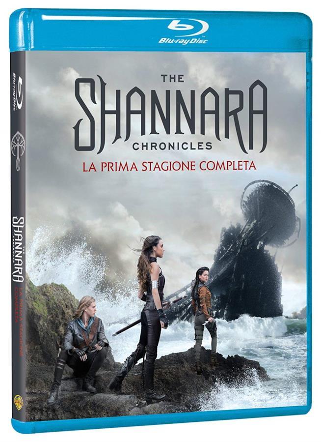 Cofanetto Blu-ray di The Shannara Chronicles - Stagione 1