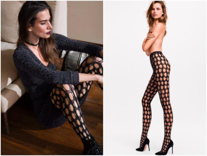 Completo e collant Wolford ispirate ad Ashley Graham
