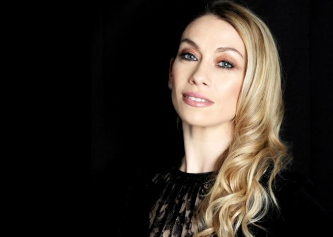 La ballerina e protagonista di Iconic Women Eleonora Abbagnato