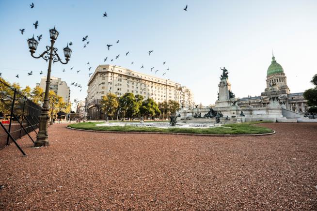 Piazza del Congresso