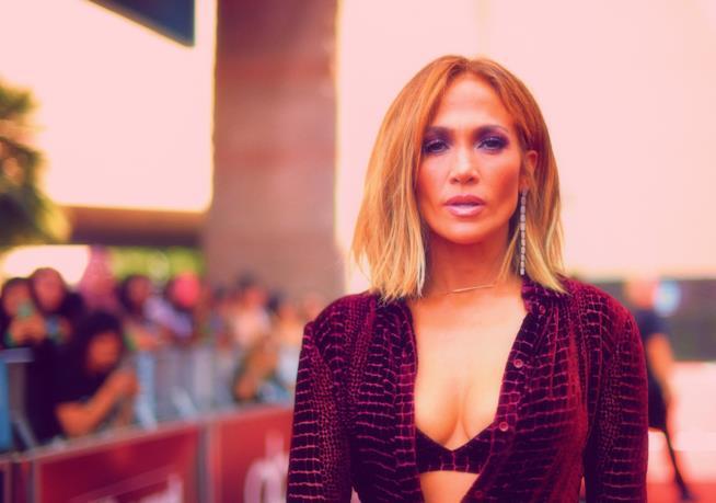 La cantante J.Lo icona di bellezza