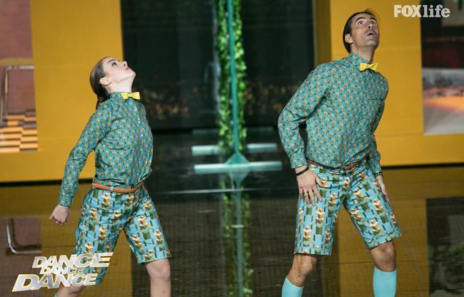 Federica e Marco, seconda esibizione nel secondo serale di Dance Dance Dance 2