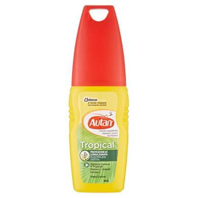 Autan Tropical Vapo Repellente - 100 ml