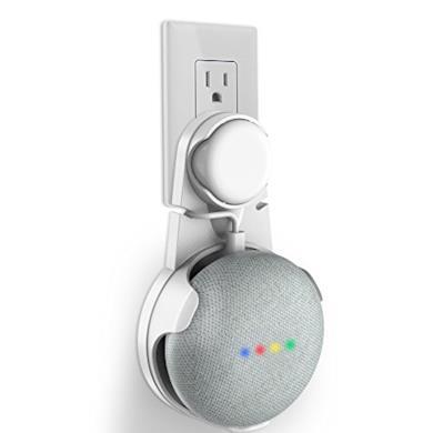Supporto da muro per Google Home Mini