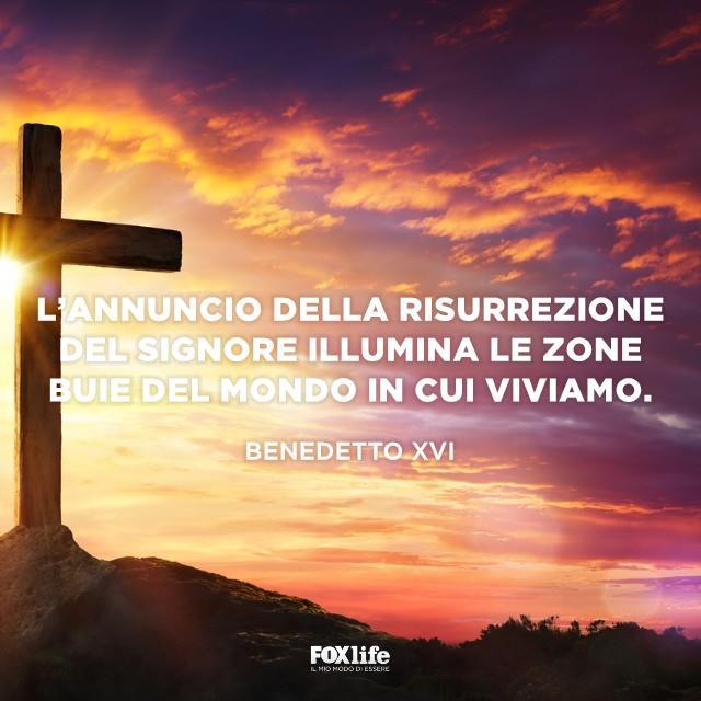 Pensiero di Benedetto XVI