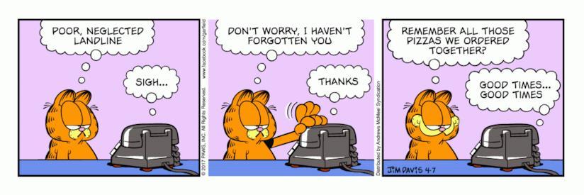 Striscia di Garfield
