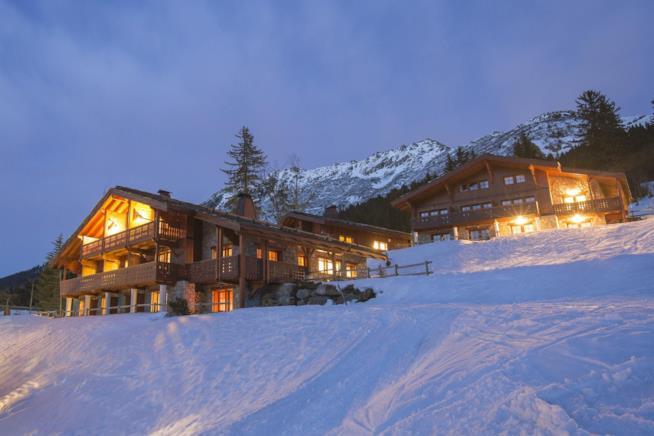 Monte Bianco: un San Valentino al Resort Valmorel