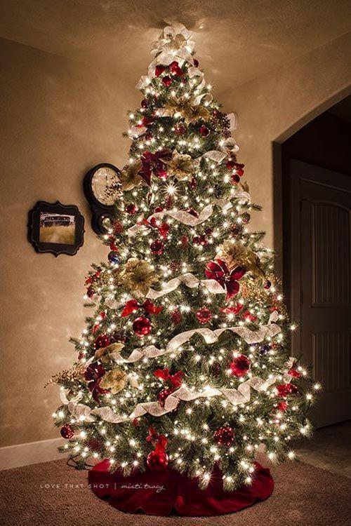 Albero di Natale tradizionale
