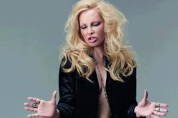 La cantante Patty Pravo