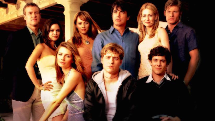 Il cast completo di The O.C.