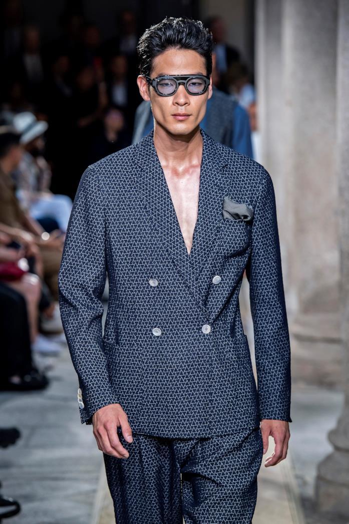 Tendenza tailoring SS 2020
