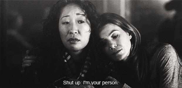 La forte amicizia tra Meredith e Cristina in Grey's Anatomy