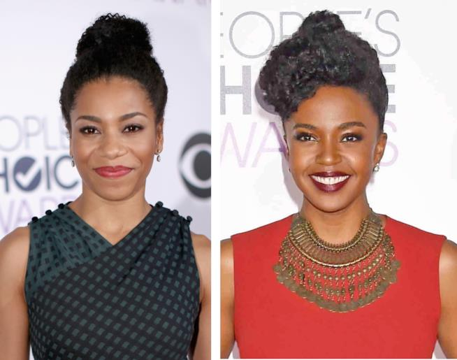 Kelly McCreary scambiata per Jerrika Hinton