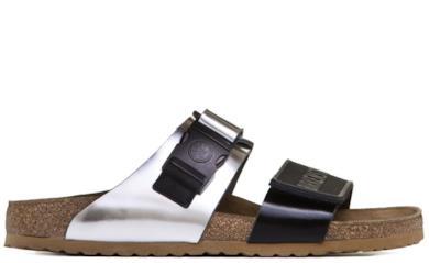 Sandalo flat Owens x Birkenstock