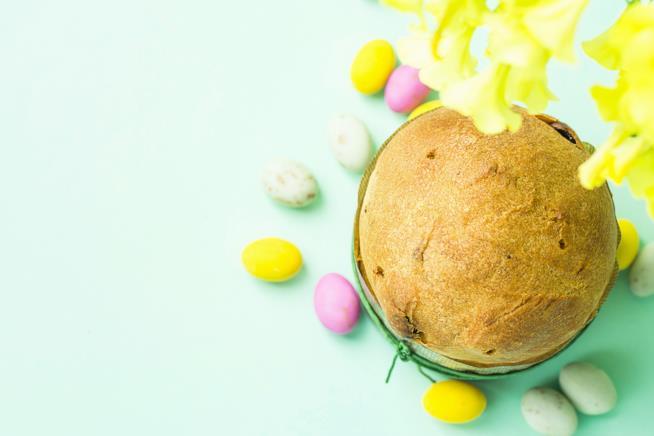 Schiacciata toscana: menu di Pasqua tradizionale