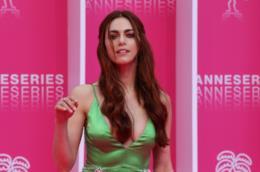 Miriam Leone a Cannes