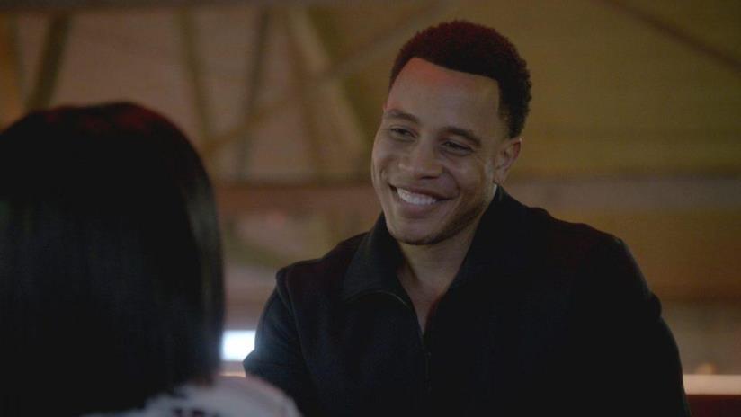 Un'immagine di Andre nell'episodio 5x17 di Empire