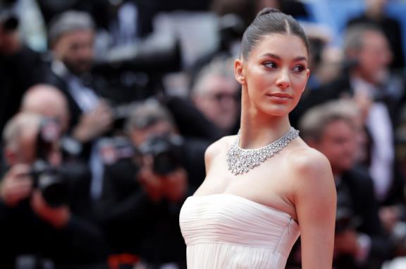 Camilla Morrone in primo piano a Cannes