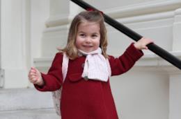 La Principessa Charlotte