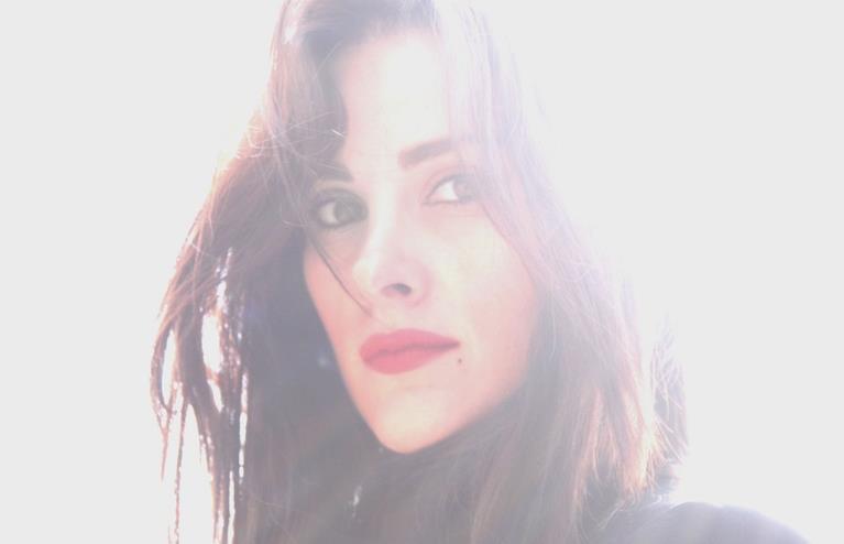L'attrice Stefania Spampinato