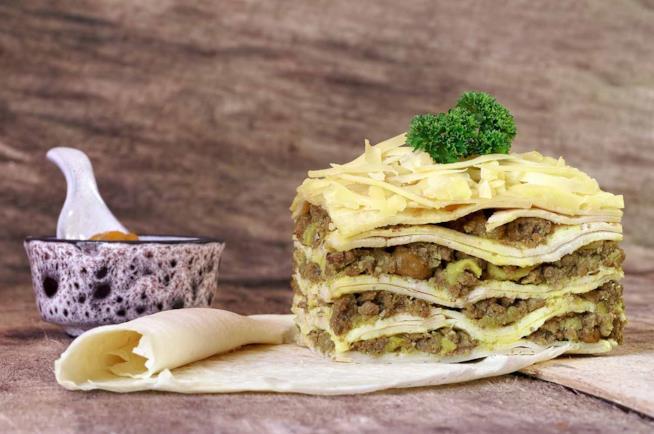 Cucina sudafricana tipica: bobotie