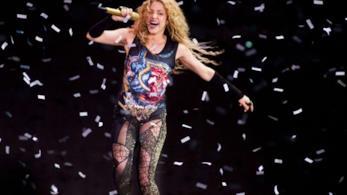Concerto di Shakira a Milano, arriva l'El Dorado World Tour
