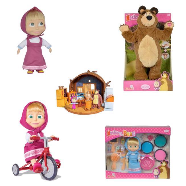 Bambole e peluches