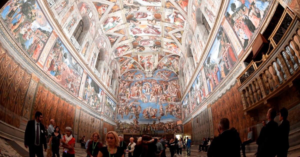 Ecco come visitare la Cappella Sistina senza fare la coda