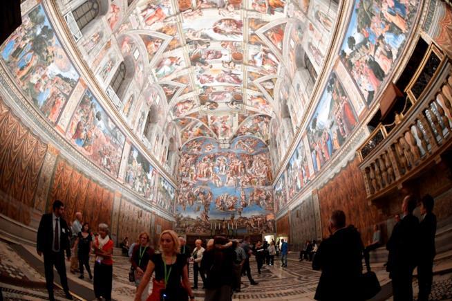 La Cappella Sistitna