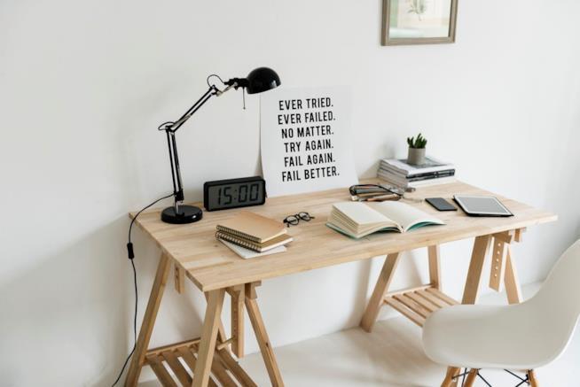 Il fallimento ci aiuta a crescere, anche sul lavoro