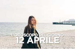 L'oroscopo del giorno di Venerdì 12 Aprile