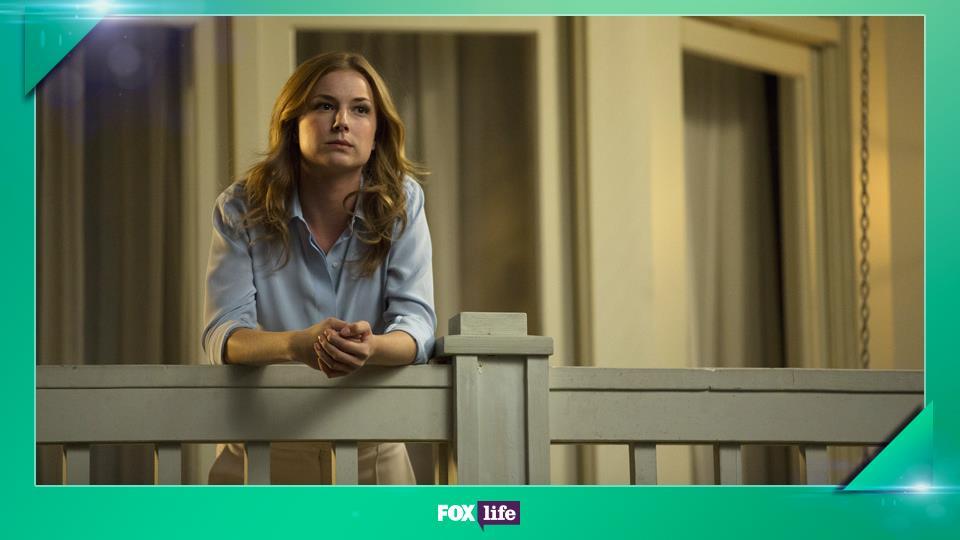 Con Revenge, Emily Van Camp interpreta per la quarta volta un personaggio che porta il suo nome.