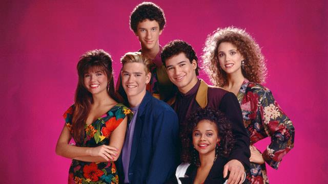 Bayside School, i protagonisti della serie TV degli anni '90