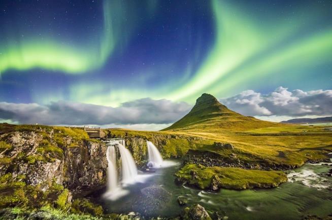 Tour delle aurore boreali in Islanda per il Ponte dell'Immacolata