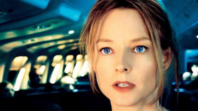 Una immagine di Jodie Foster protagonista di Flightplan - Mistero in volo