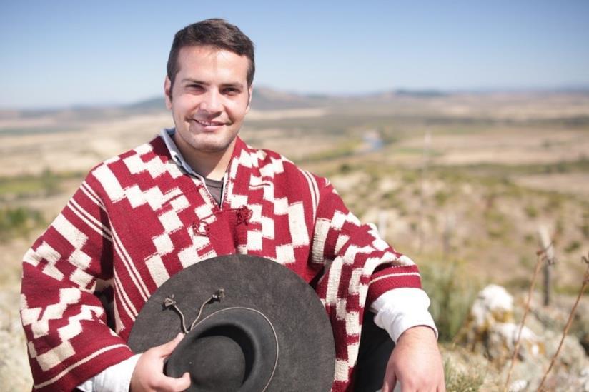 Javier, il contadino cileno di Il Contadino Cerca Moglie 3