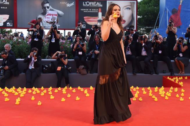 Francesca Michielin alla Mostra del Cinema di Venezia