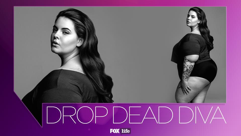Tess holliday una vera diva - Drop dead diva ultima puntata ...