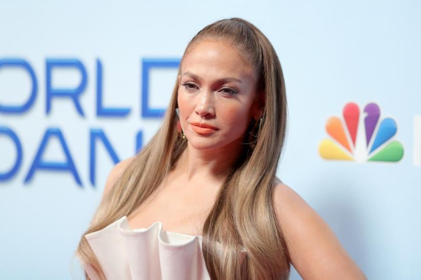La star Jennifer Lopez