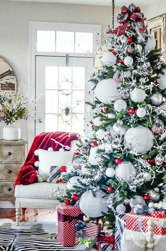 Albero di Natale elegante