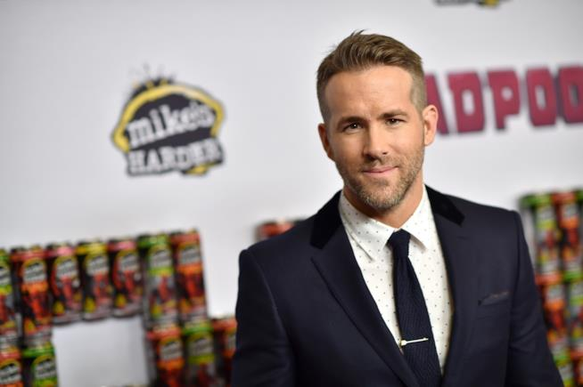 Primo piano di Ryan Reynolds